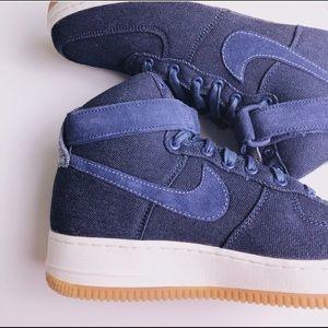 980efbeac9 Women's White Nike Air Force 1 Shoes | Poshmark
